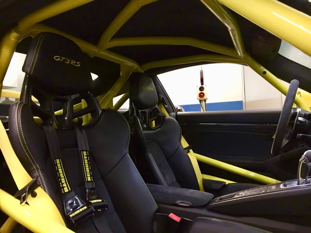 Arceau Harness harnais GT3 RS